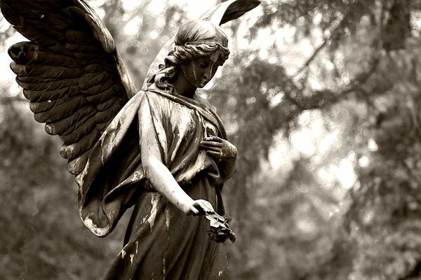 Wenn Engel weinen II....