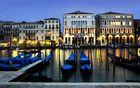 Wenn es Nacht wird in Venedig