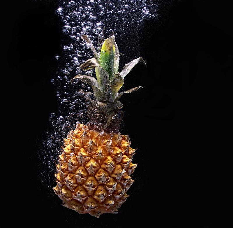 wenn hier einer Ananas macht...