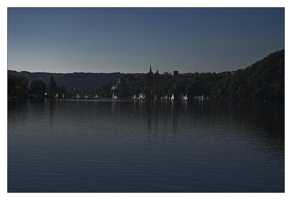 Wenn ich den See seh, brauch ich kein Meer mehr :-)