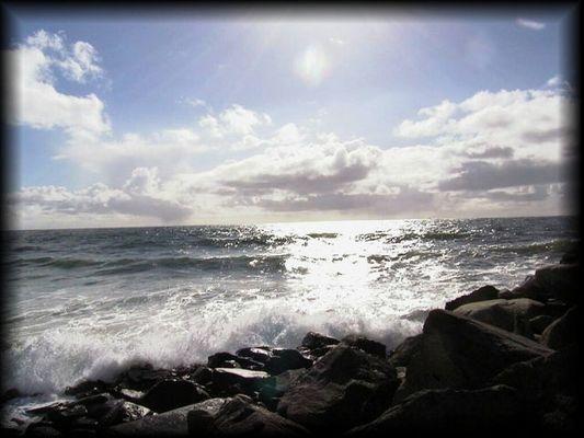 Wenn ich die See seh, brauch ich kein Meer mehr *gg*