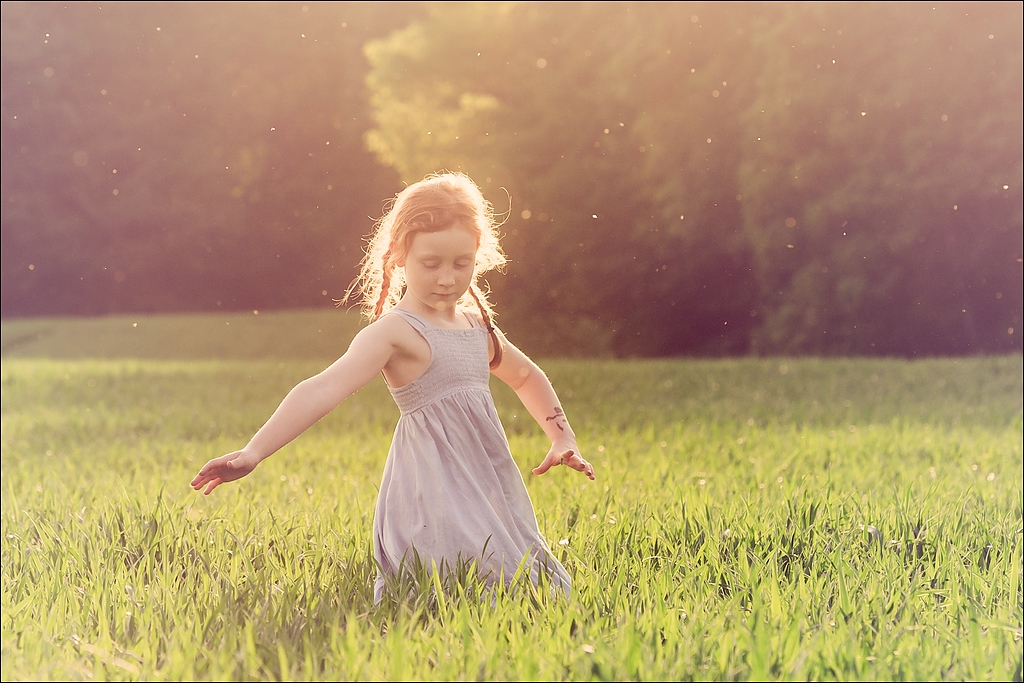 ...wenn ich groß bin, werd ich Tänzerin...