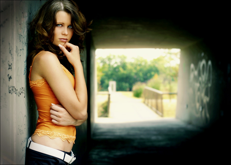 Wenn ich in den Tunnel blicke ...