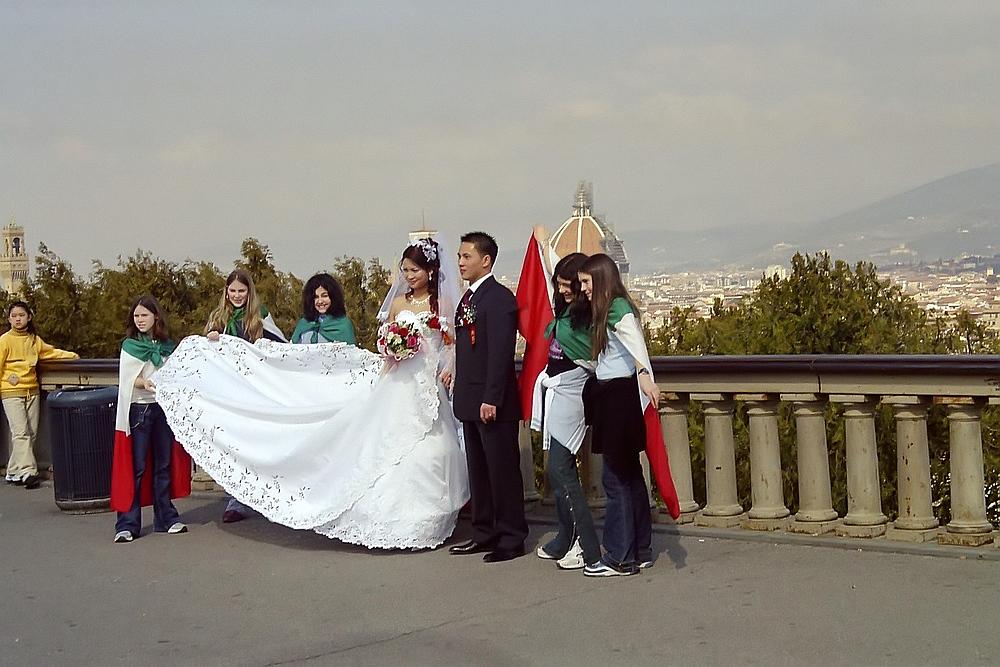 Wenn Japaner Heiraten (reload)
