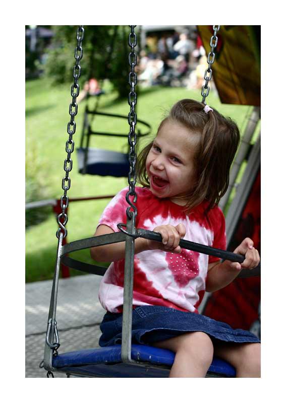 Wenn Kinder lachen...