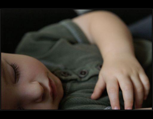 wenn kleine (B)Engel schlafen... (Nr. 1)