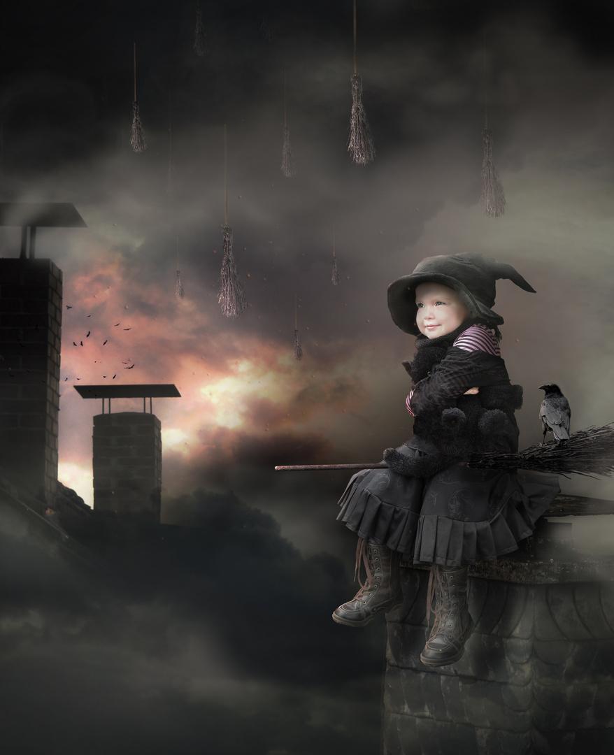 Wenn kleine Hexen träumen...