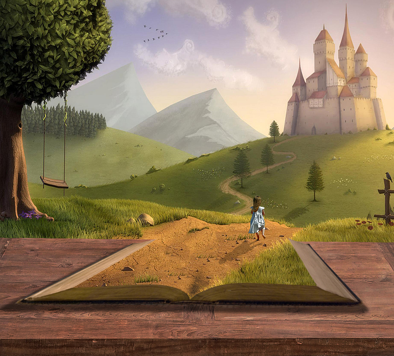 Wenn Märchen wahr werden.....