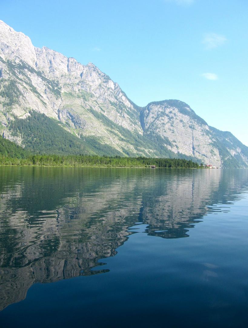 Wenn man die Natur wahrhaft liebt, so findet man es überall schön.