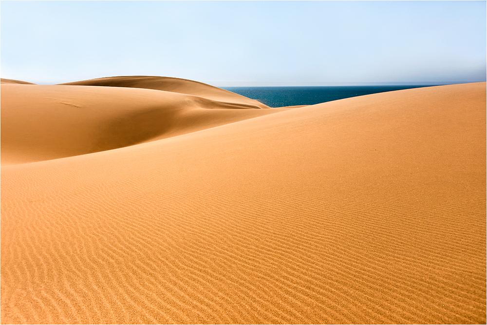 Wenn Meer und Wüste aufeinander treffen - Reload