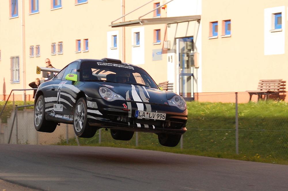 Wenn Porsche Fliegen!!!