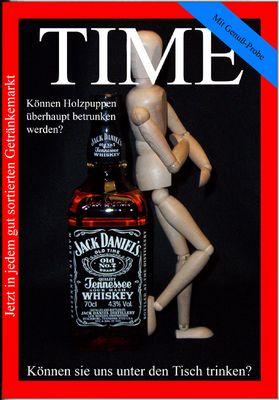 Wenn Puppen Trinken...