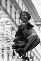 Wenn Rigas Kopfsteinpflaster wasserspiegeln, dann leuchten Schönheiten hervor