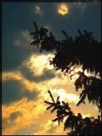 wenn sich die Sonne plötzlich verdunkelt...