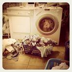 Wenn sich doch nur alles so schnell vermehren würde wie schmutzige Wäsche ....