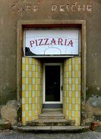 Wenn Sie Pizza essen möchten....