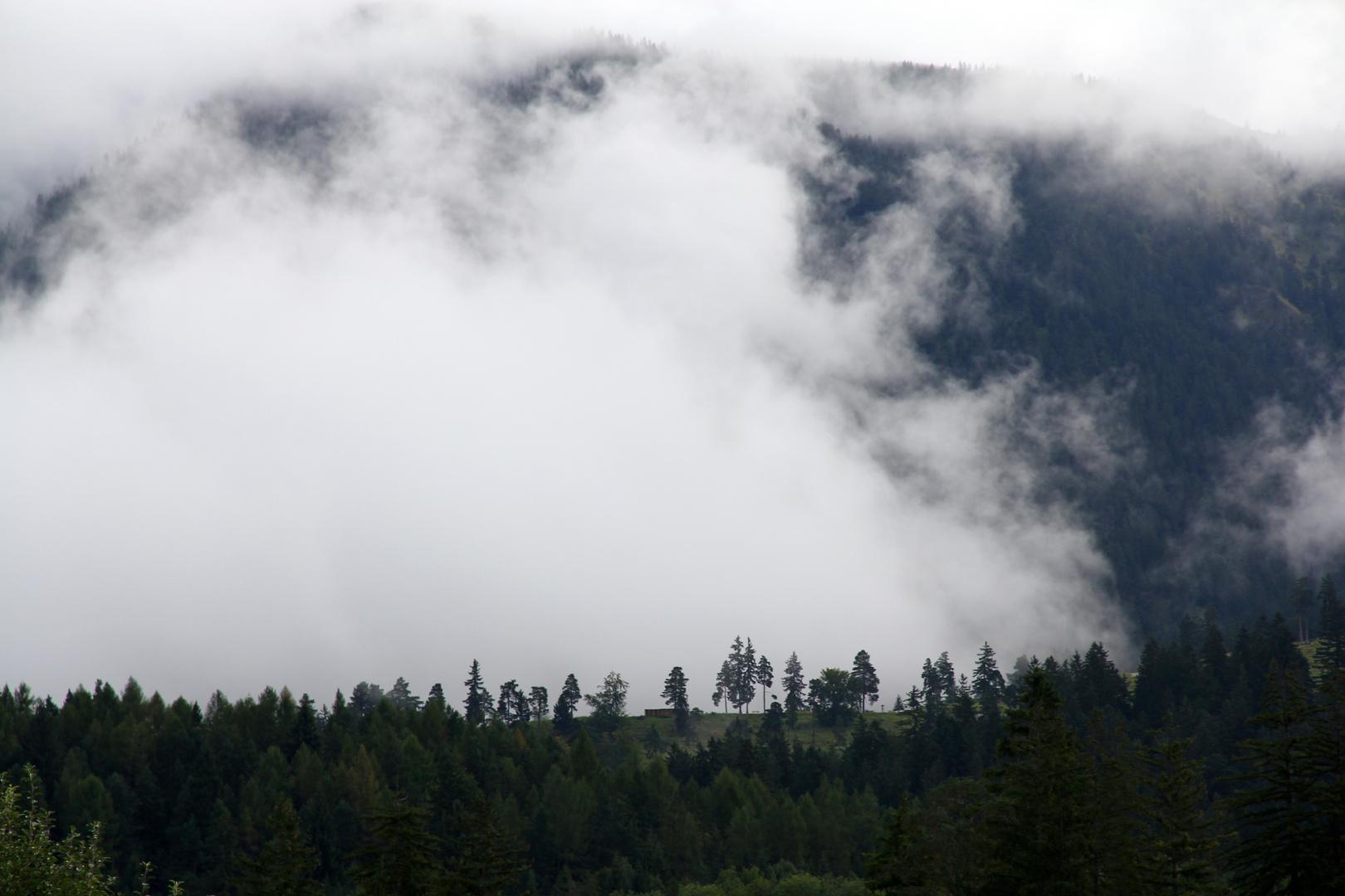 Wenn Wolken