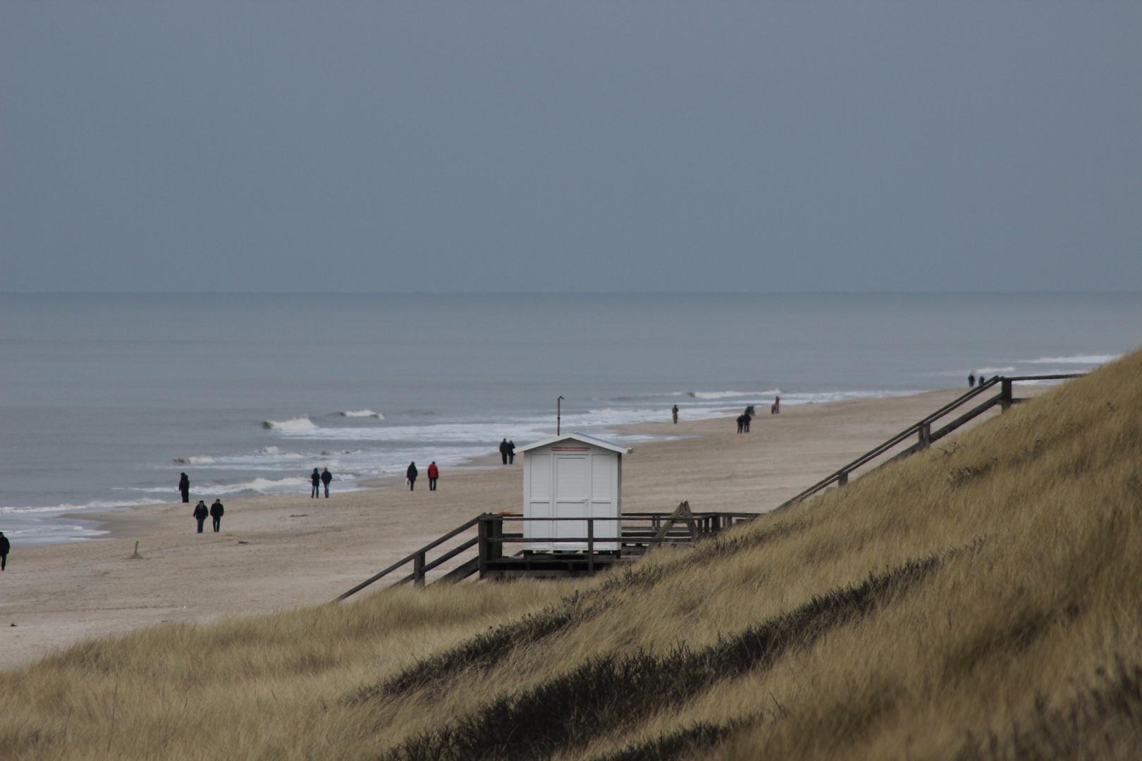 Wenningstedt - Strand