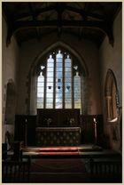 wensley church interior