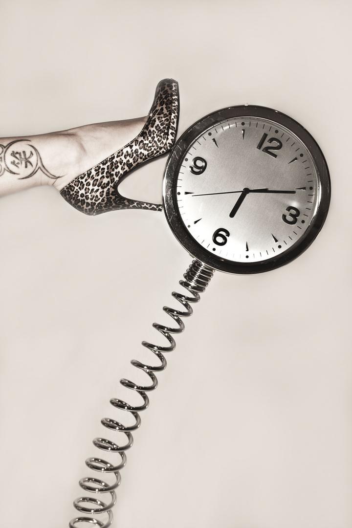 Wer braucht schon die Zeit?!