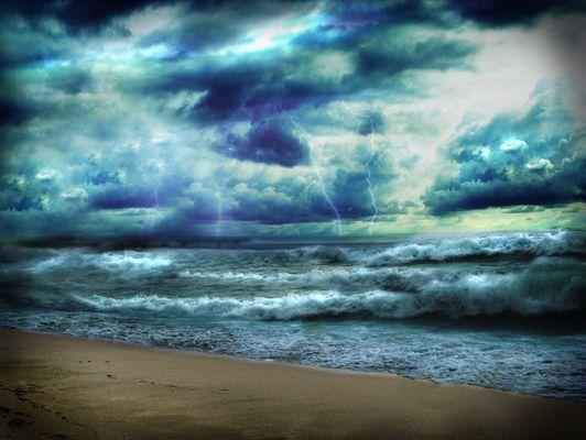 Wer dem Meer vertraut, kennt es nicht (griechisches Sprichwort)