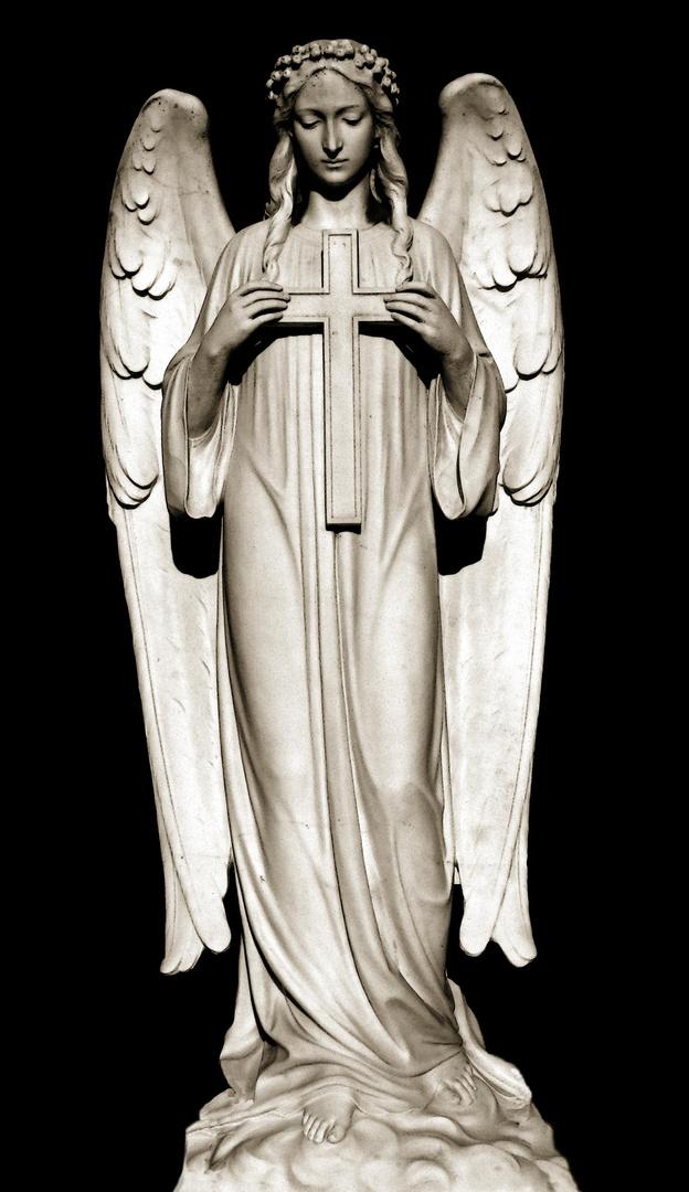 Wer Engel sucht