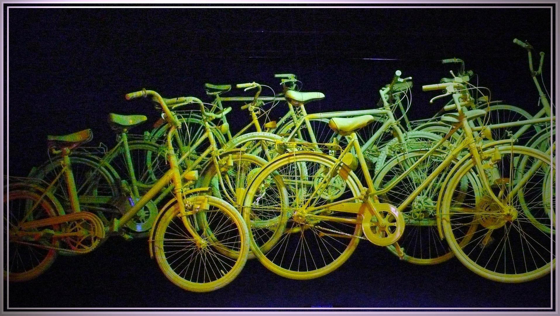 Wer fährt so gerne Rad...