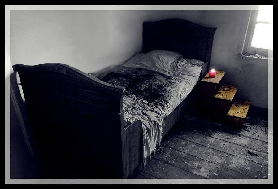 Wer hat in meinem Bettchen geschlafen?