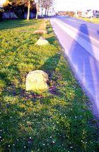 Wer hat mir die Steine in den Weg gelegt...:-)