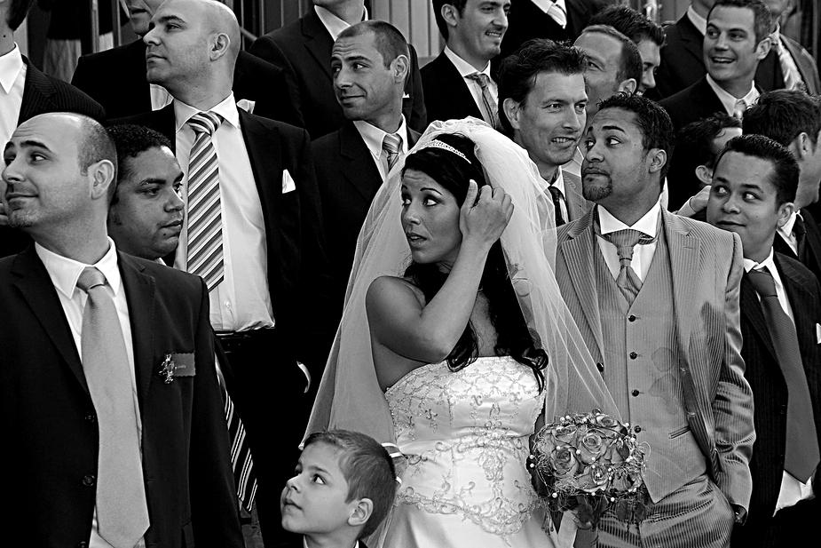 ?Wer heiratet?