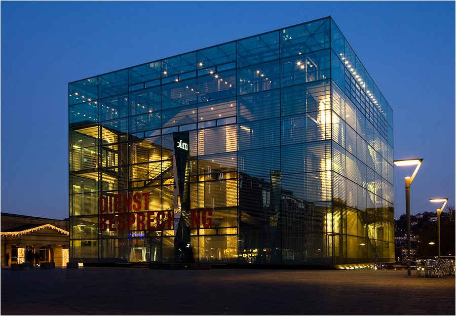 Haus Im Glashaus : wer im glashaus sitzt foto bild architektur architektur bei nacht nicht zur diskussion ~ Watch28wear.com Haus und Dekorationen