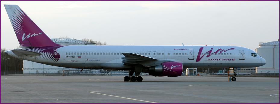 ...wer kennt diese Airline ?