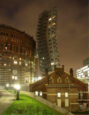Wer möchte da oben wohnen?