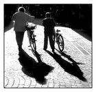wer sein Fahrrad liebt, der schiebt