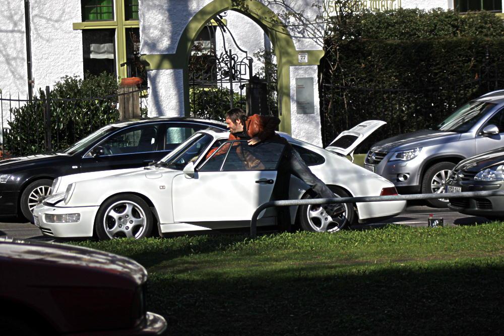 wer sein Porsche liebt der schiebt