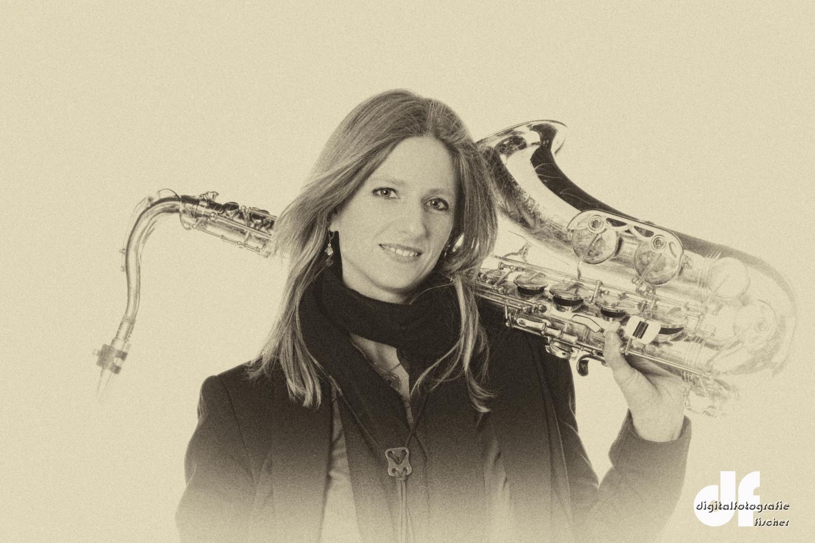 Wer sein Saxophon liebt ...