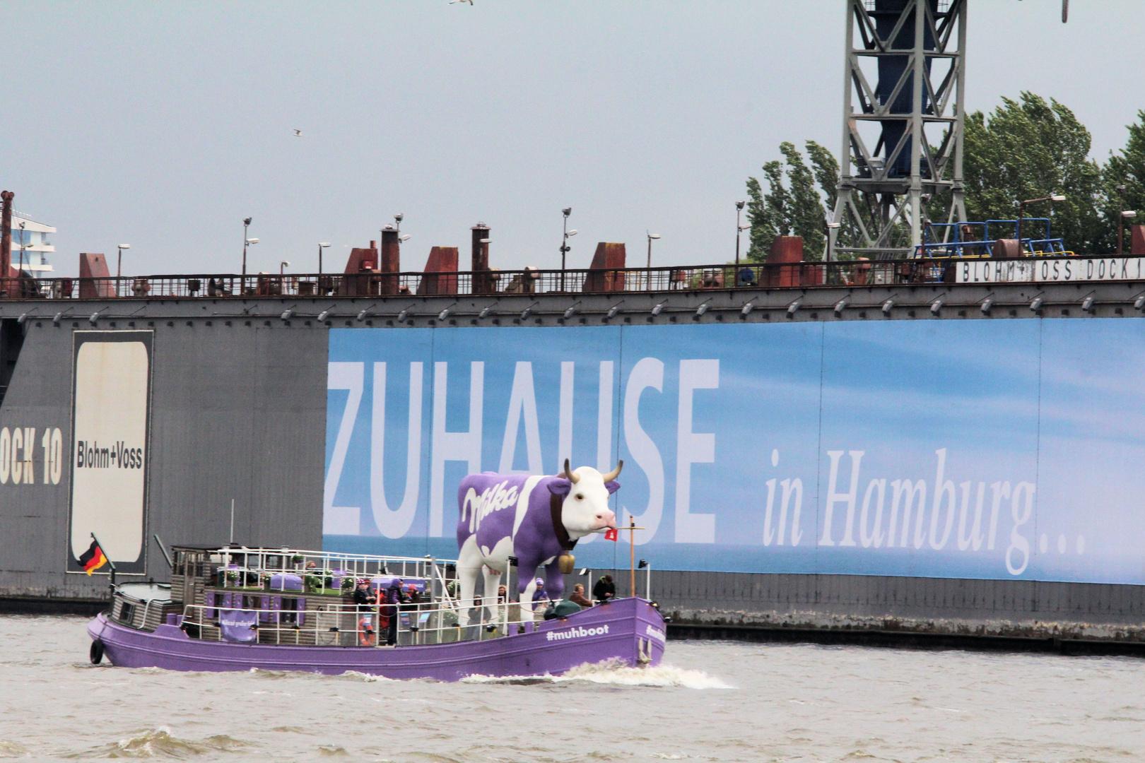 Wer so alles zuhause ist in Hamburg