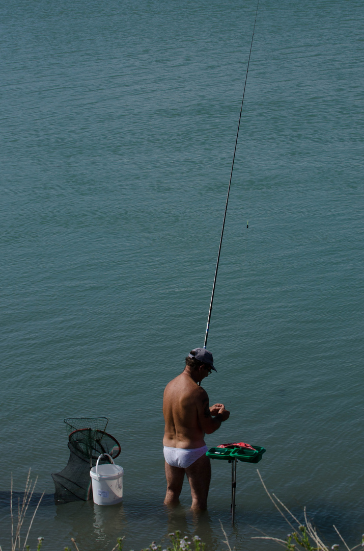 Wer versteht schon Angler