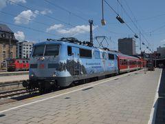 Werbe 111er in München Teil 2