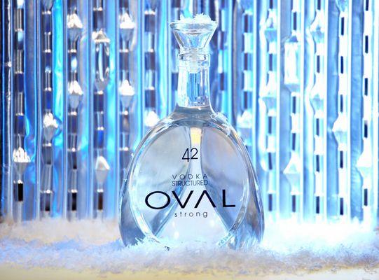 Werbefotographie für neuen Vodka