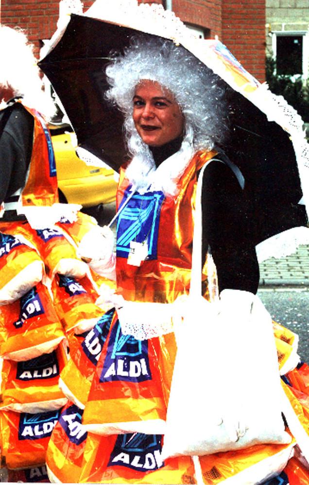 Werbung im Karneval