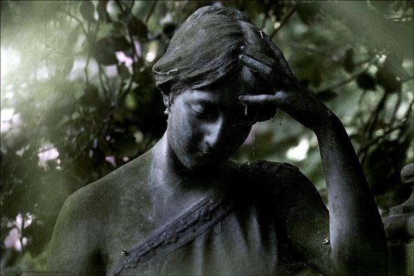 . . . werde ganz still und höre den engel der freundschaft . . .