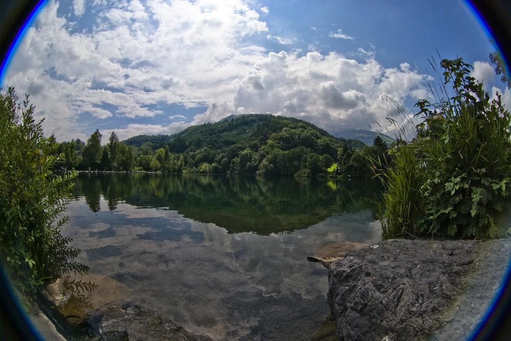 Werderberger See FishEye