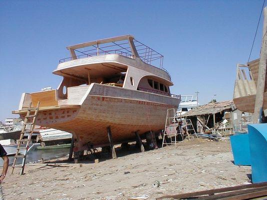 Werft in Hurghada