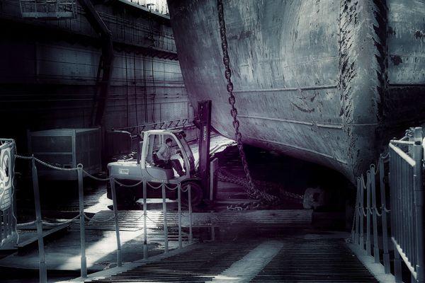 Werft von Napoli (2 )