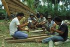 Werftarbeiter, Sumatra, 1984