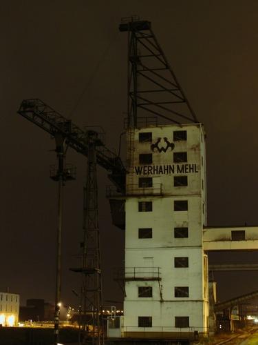 Werhahn Mehl (Neuss Hafen)
