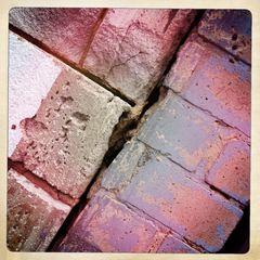 Werk... die schlimmsten Mauern sind die im Kopf und die im Herzen...