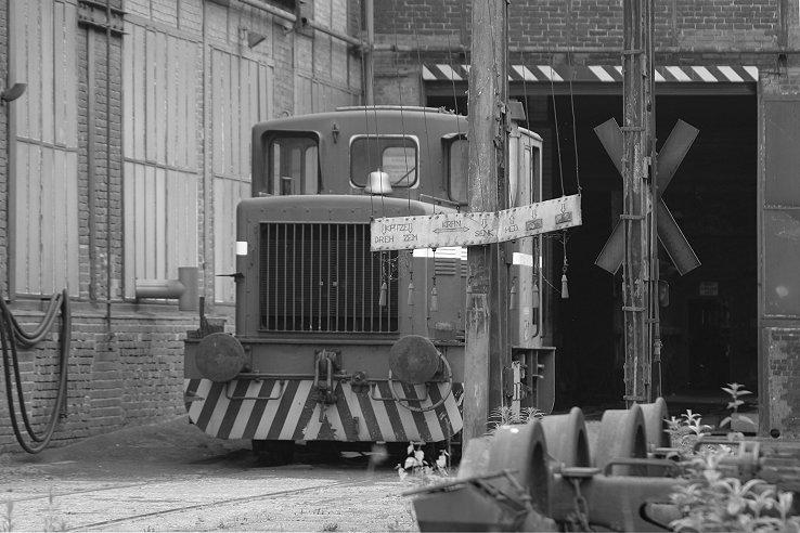 Werksbahn