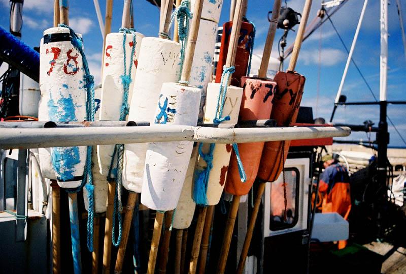 Werkzeuge des Fischers